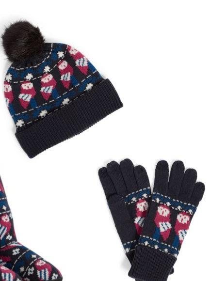Vera Bradley hat and glove special