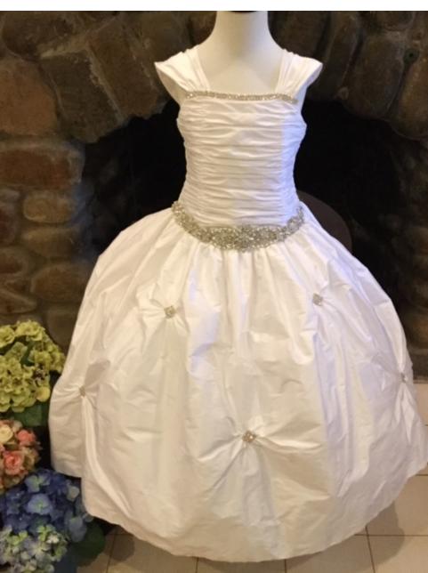 Christie Helene couture dress Cecilia