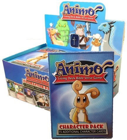 Animo Character Pack