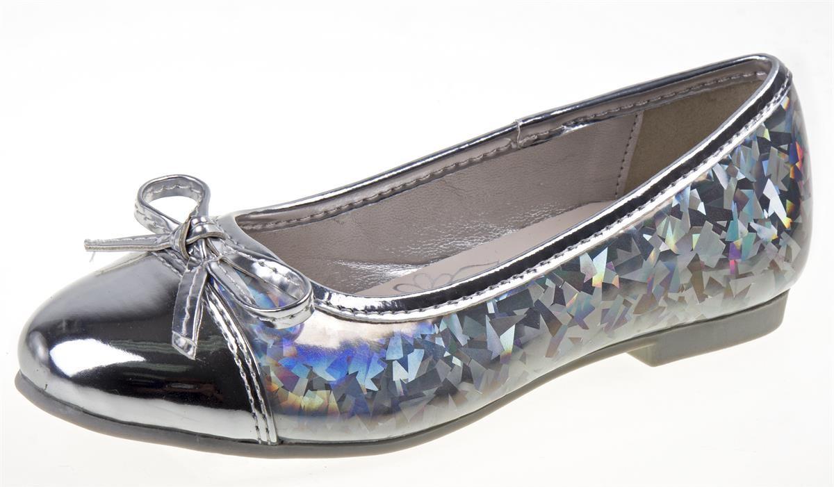 Iridescent Silver Flat