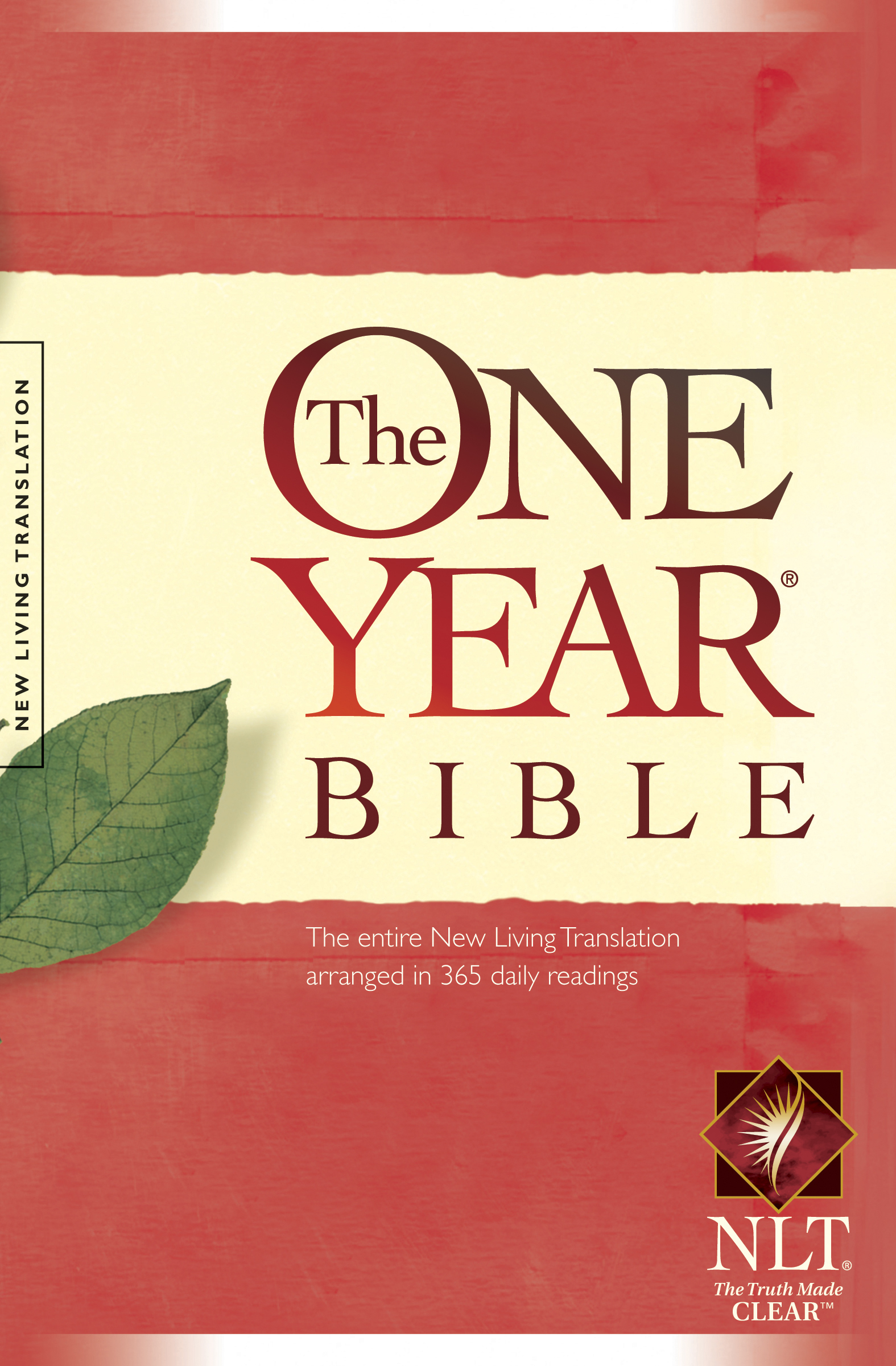 The One Year Bible- NLT