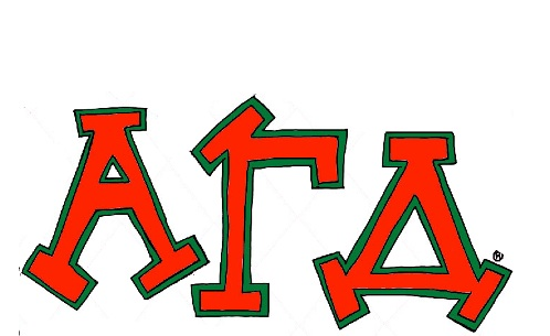 Alpha Xi Delta Custom Embroidery T-shirts Accessories Campus Gear Stickers