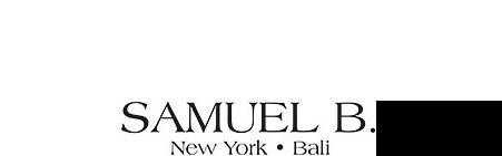 SAMUEL B JEWELRY BALI NEW YORK