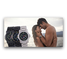 REACTOR sports watches