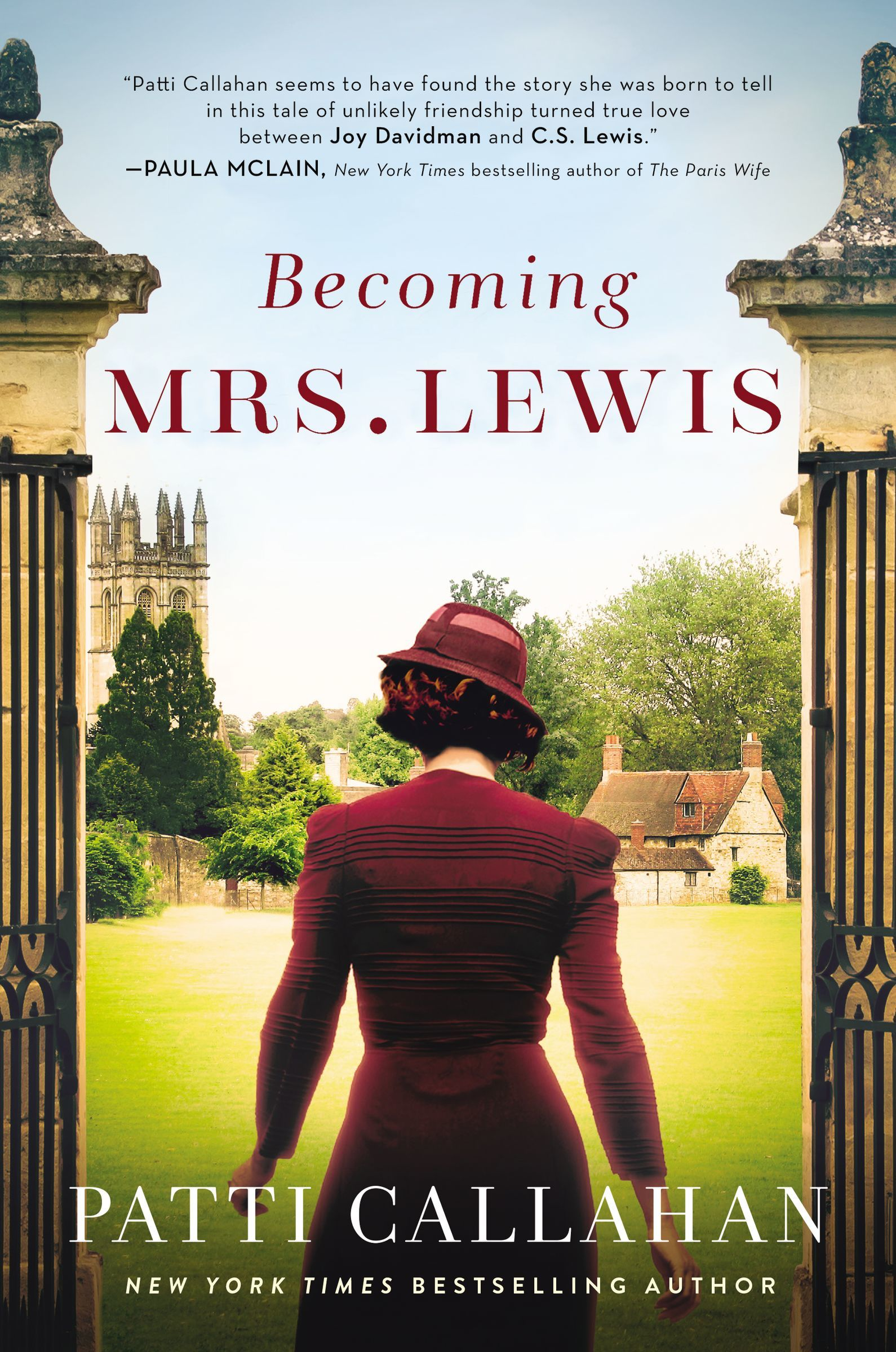 Becoming Mr. Lewis