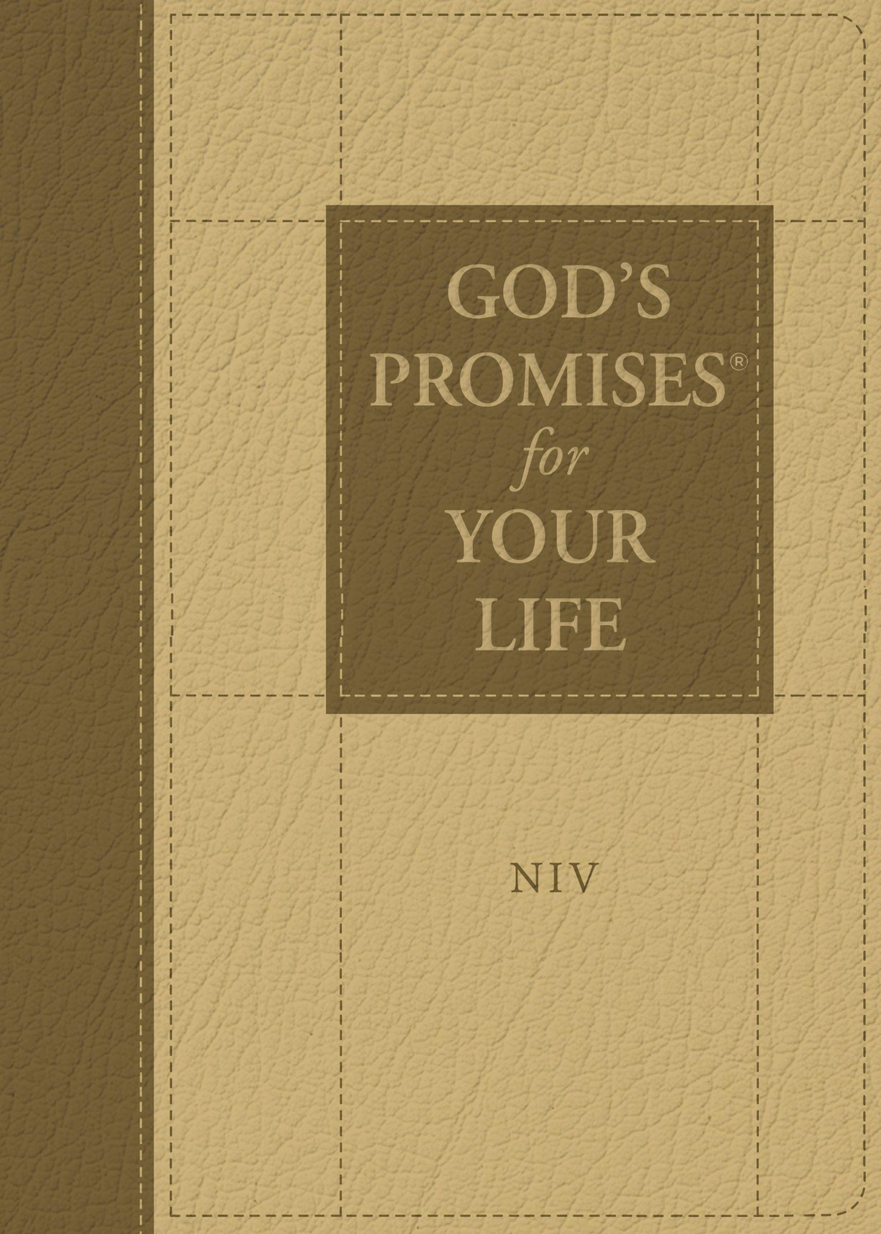God's Promises for Your Life- NIV