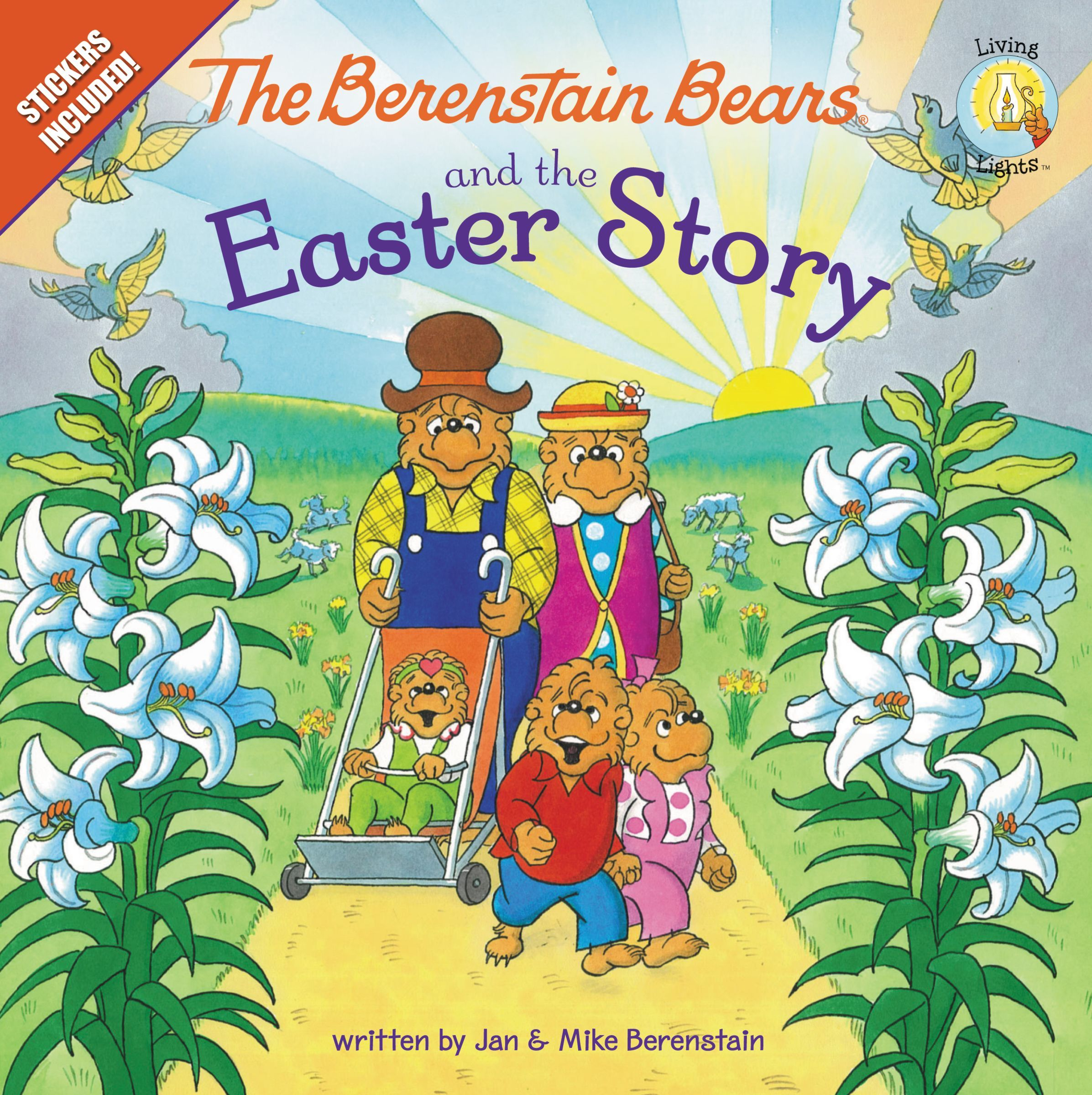The Berenstain Bears and the Easter Story