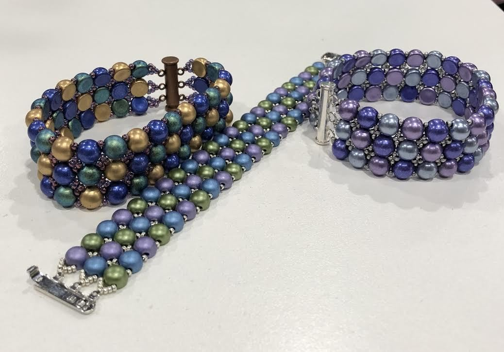 Dotted Stripe Bracelet