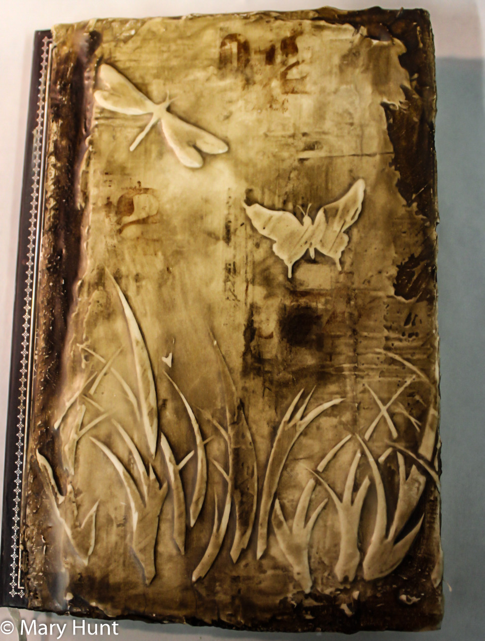 encaustic journal