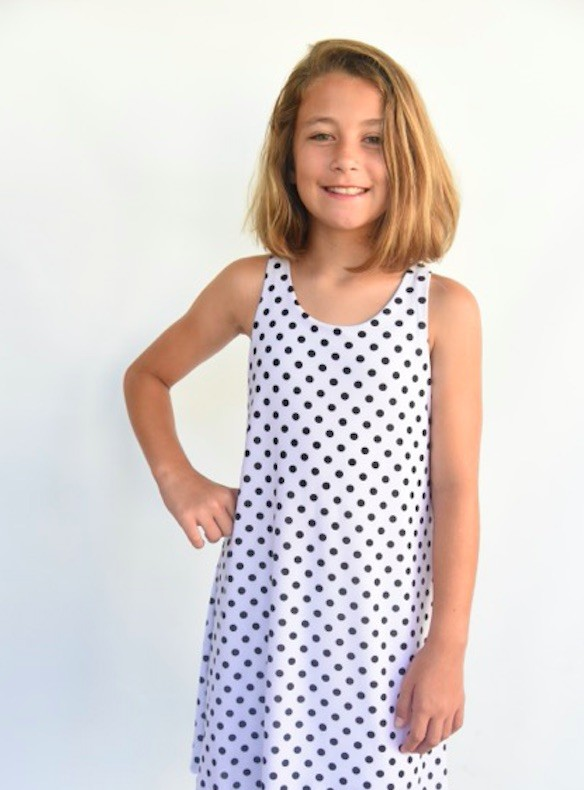 Hannah Banana Black label  dress 3894