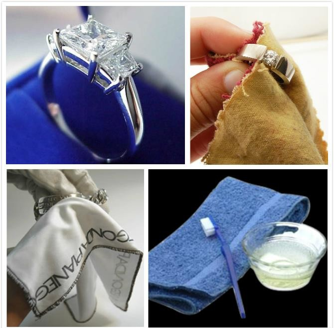 Caring for your jewelry.
