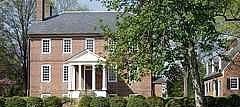 Kenmore - George Washington's sister's house.