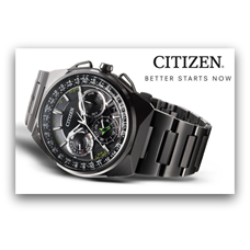 CITIZEN mens watches