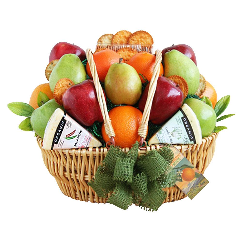 Farmers_Market_Organic_Fruit_&_Cheese_Gift_Basket_