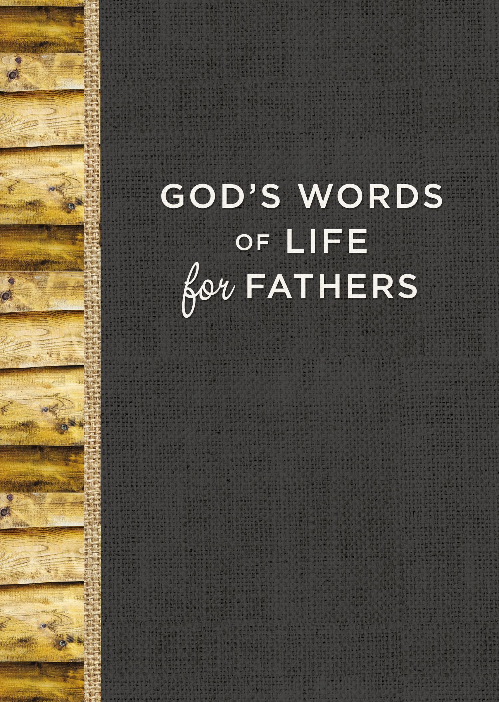 God's Words for Fathers