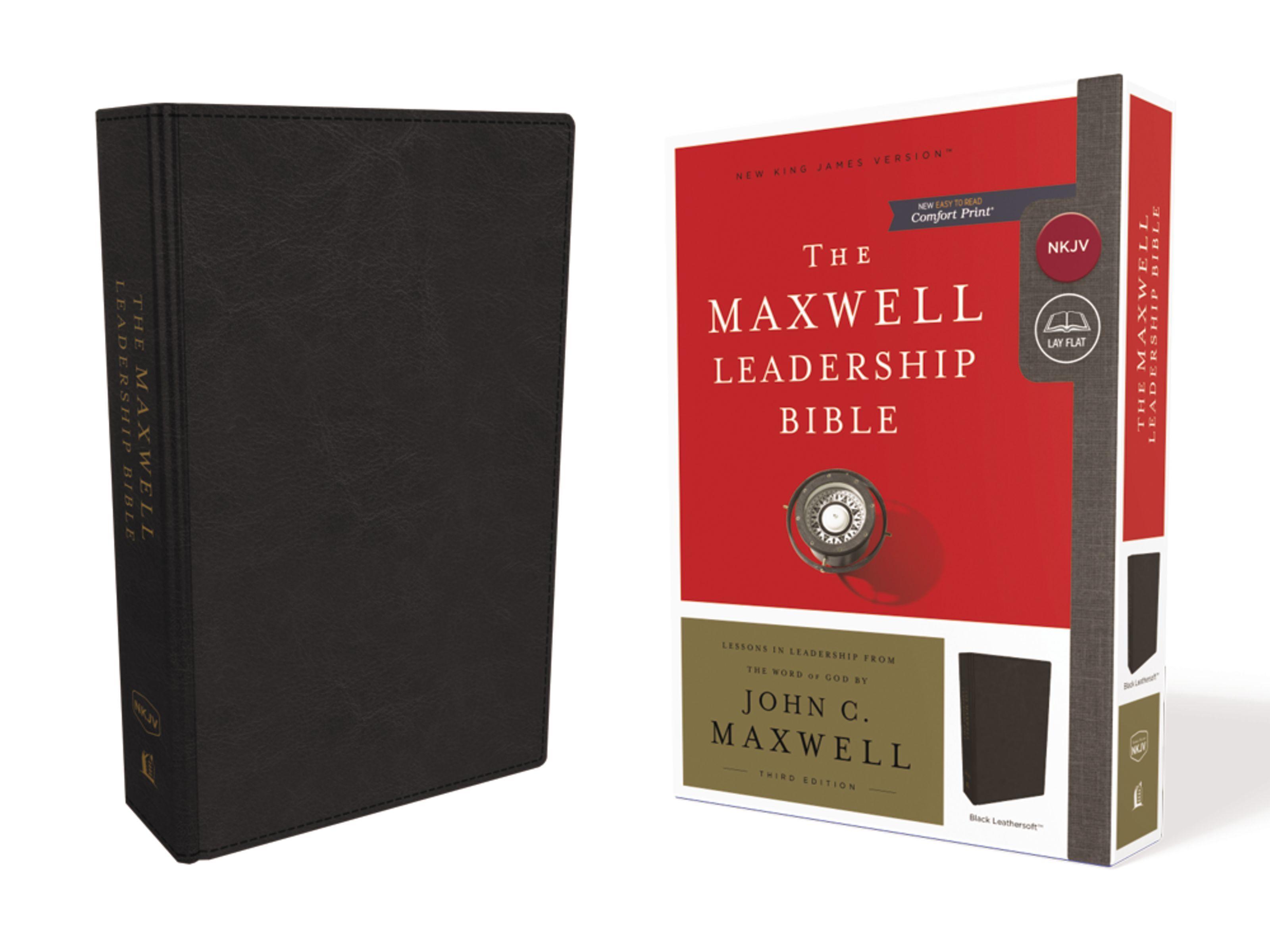 Maxwell Leadership Bible- NKJV