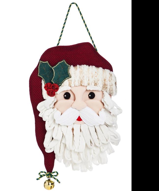 Santa Felt Face