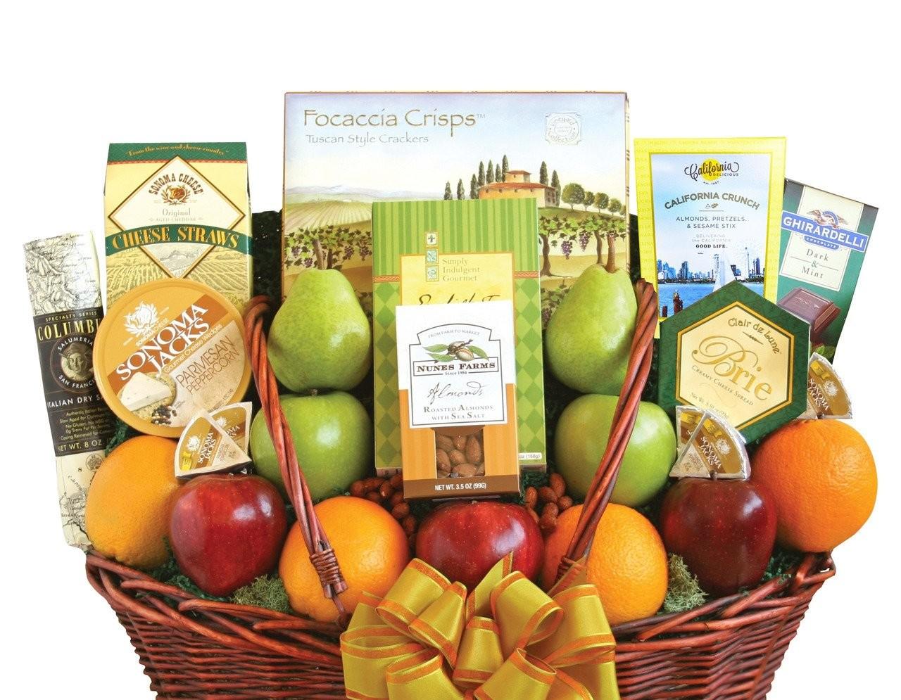 Good_Health_Fruit_&_Snack_Gift_Basket
