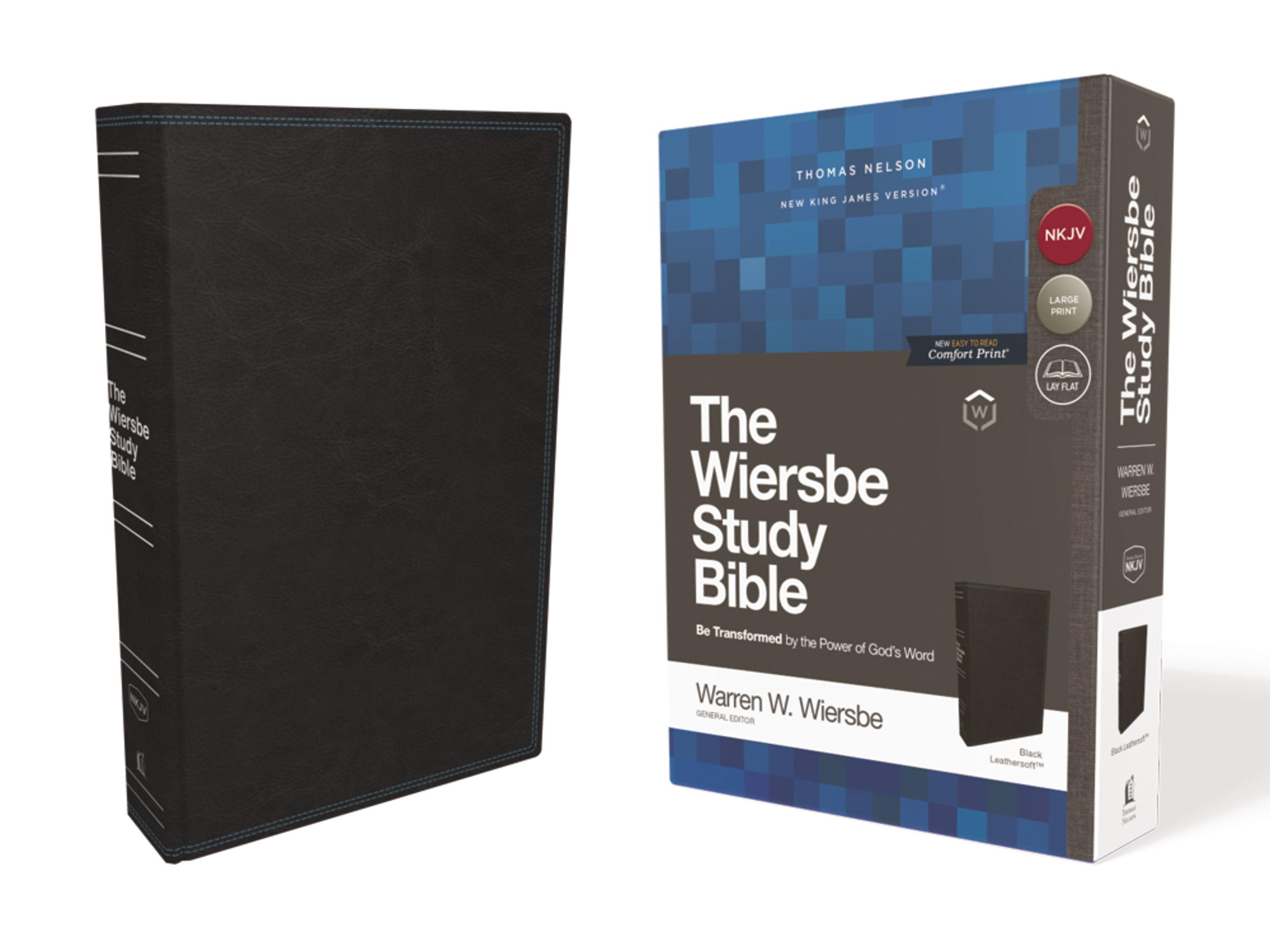 Wiersbe Study Bible- NKJV
