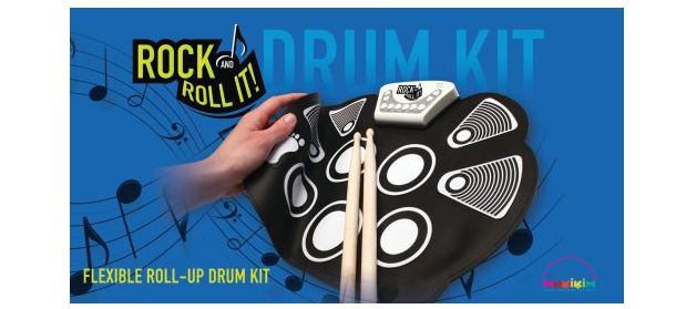 Mukikim Rock 'n Roll Drum