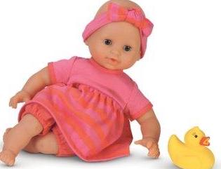 Premier Baby Doll, Bath baby
