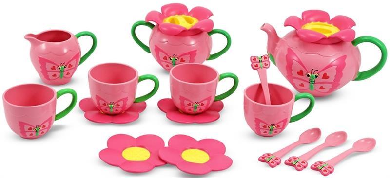 My Bella Butterfly Tea Set