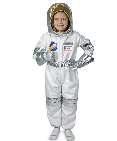 Play Role Astronaut