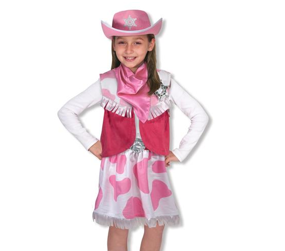 Cowgirl Role Play