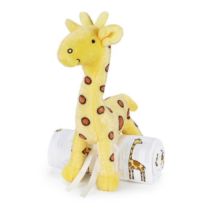 Jungle Jam Giraffe plush