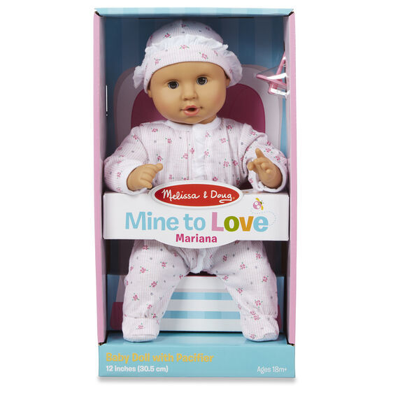 Mine to Love Mariana Baby Doll