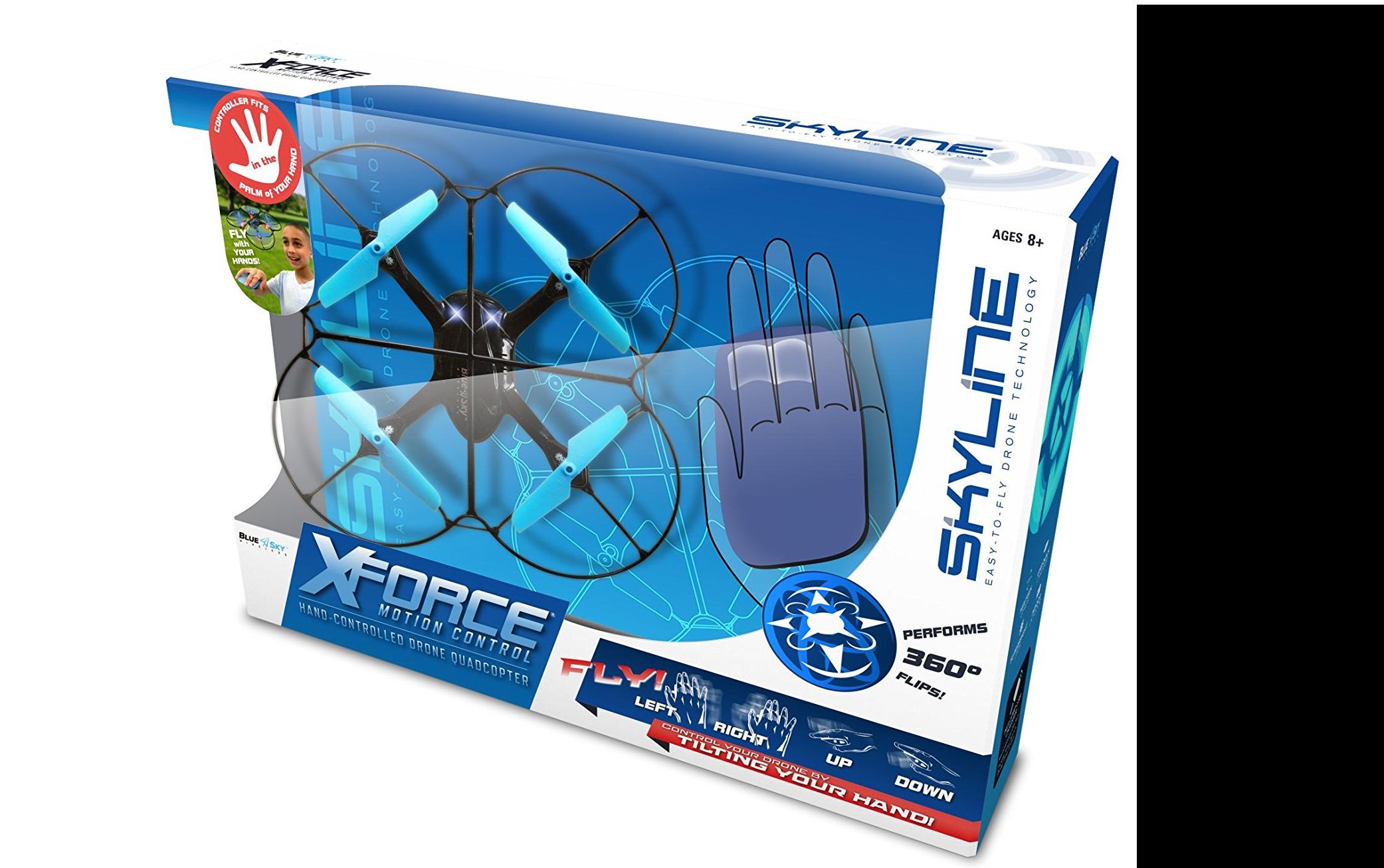 XForce Motion Quad Copter