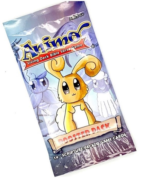 *NEW* Animo Booster Pack (Series 1)
