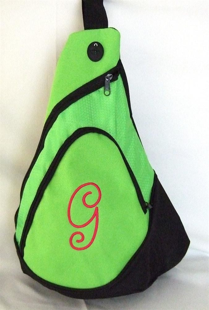 Personalized Sling pack