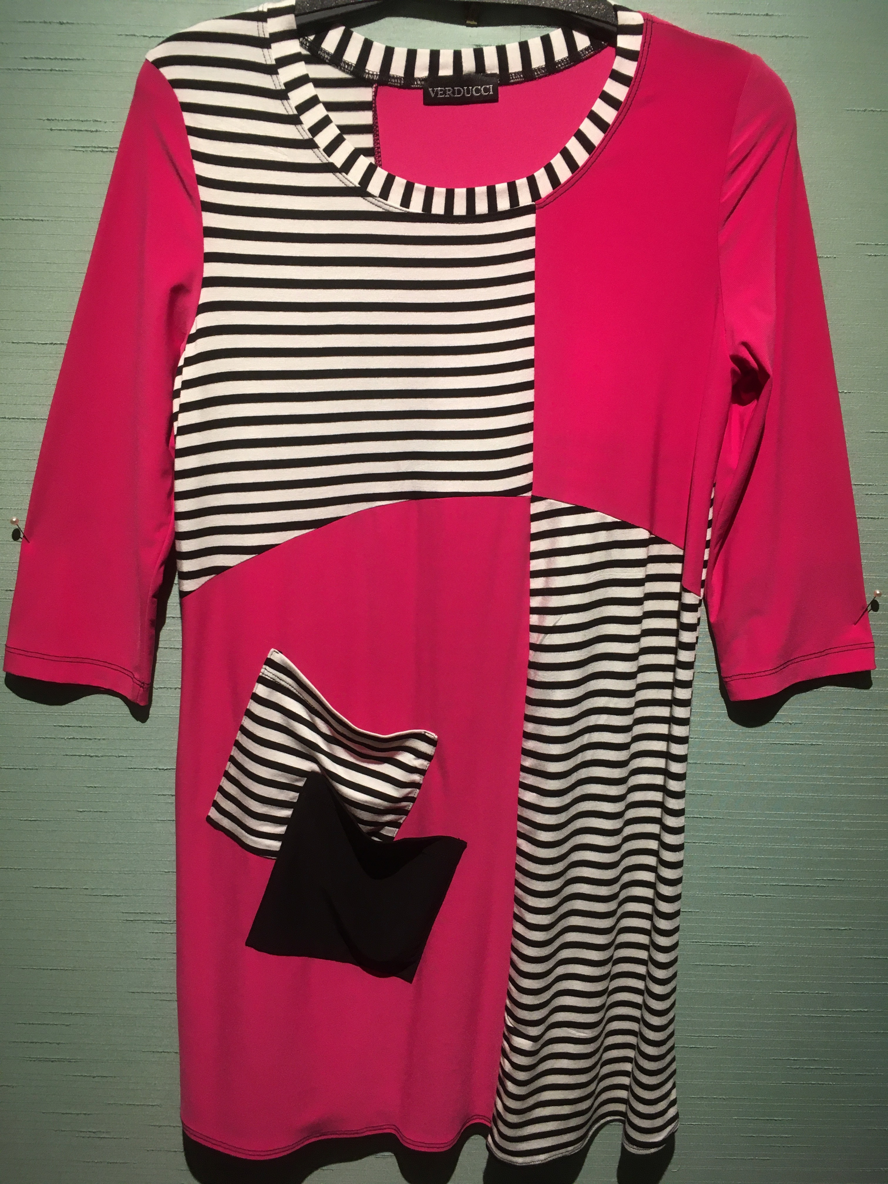 Tunic with Pockets