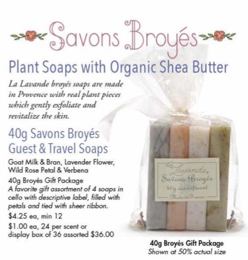 Broyee Soap Set
