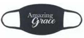 Mask Amazing Grace Black