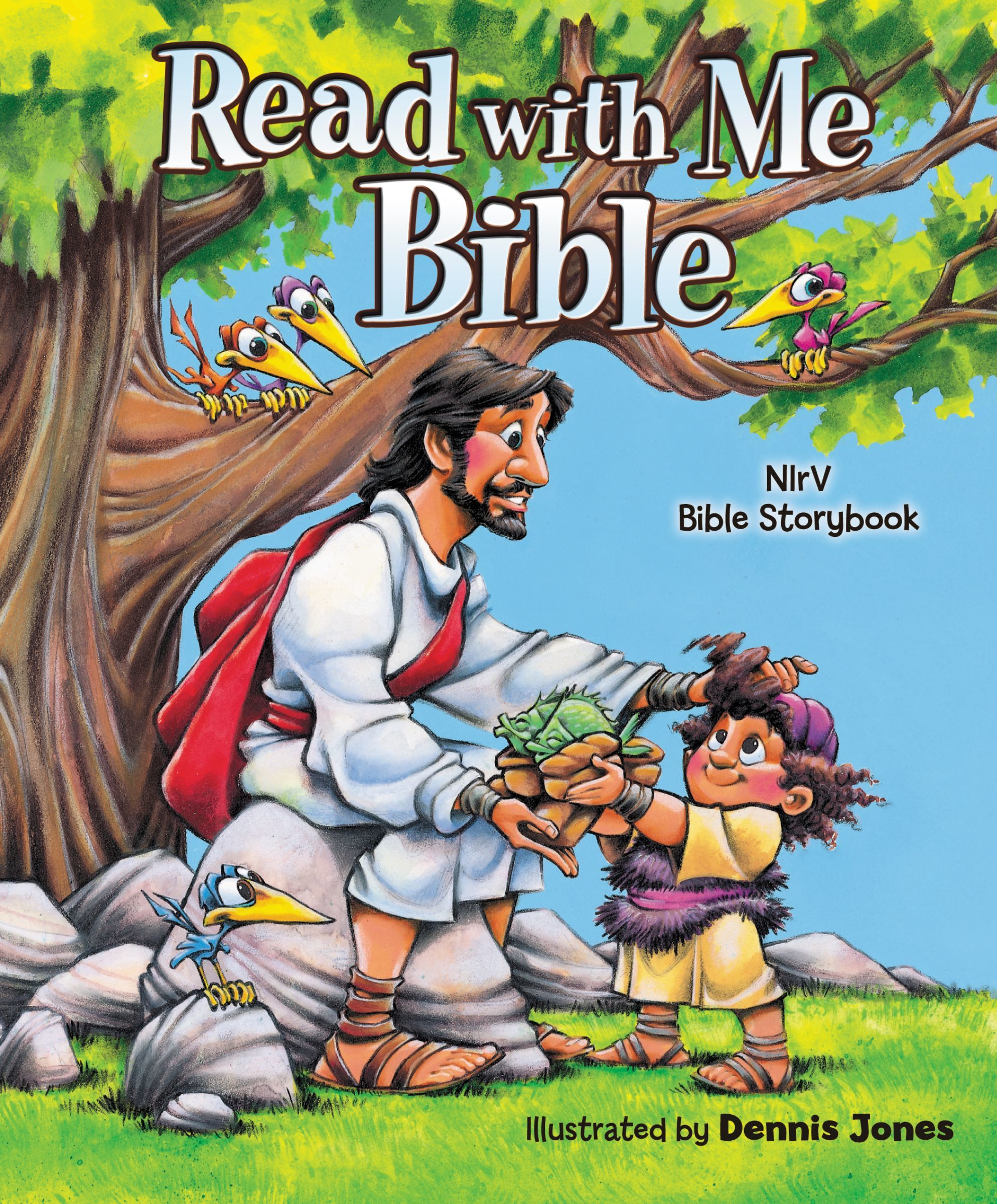 Read With Me Bible NIrV