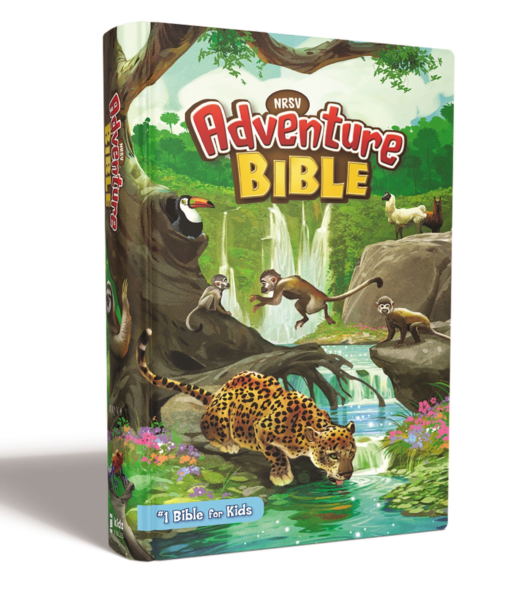 NRSV Adventure Bible- Hardcover
