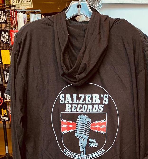 Salzer's Hoodie (XS)