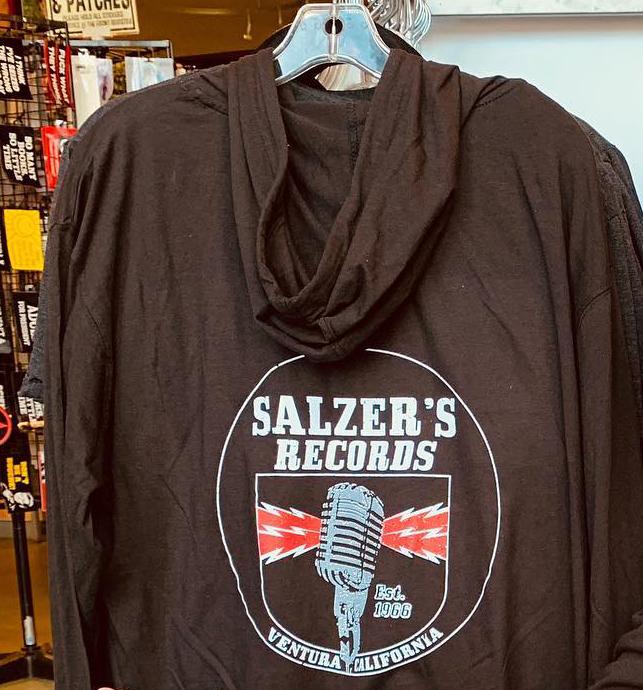 Salzer's Hoodie (S)