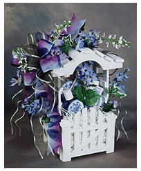 Get Well Gift floral bath products