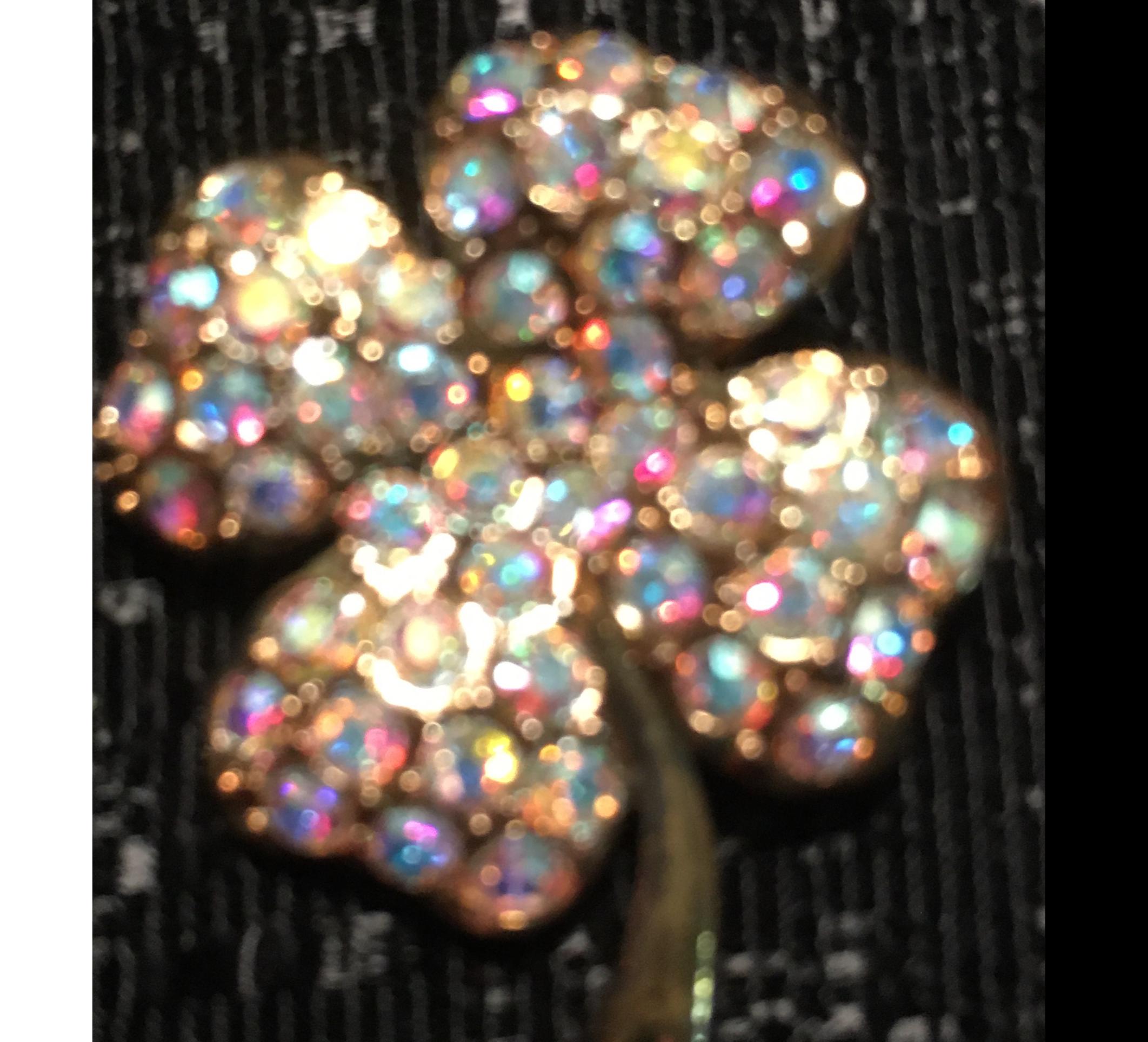 Cloverleaf Pin