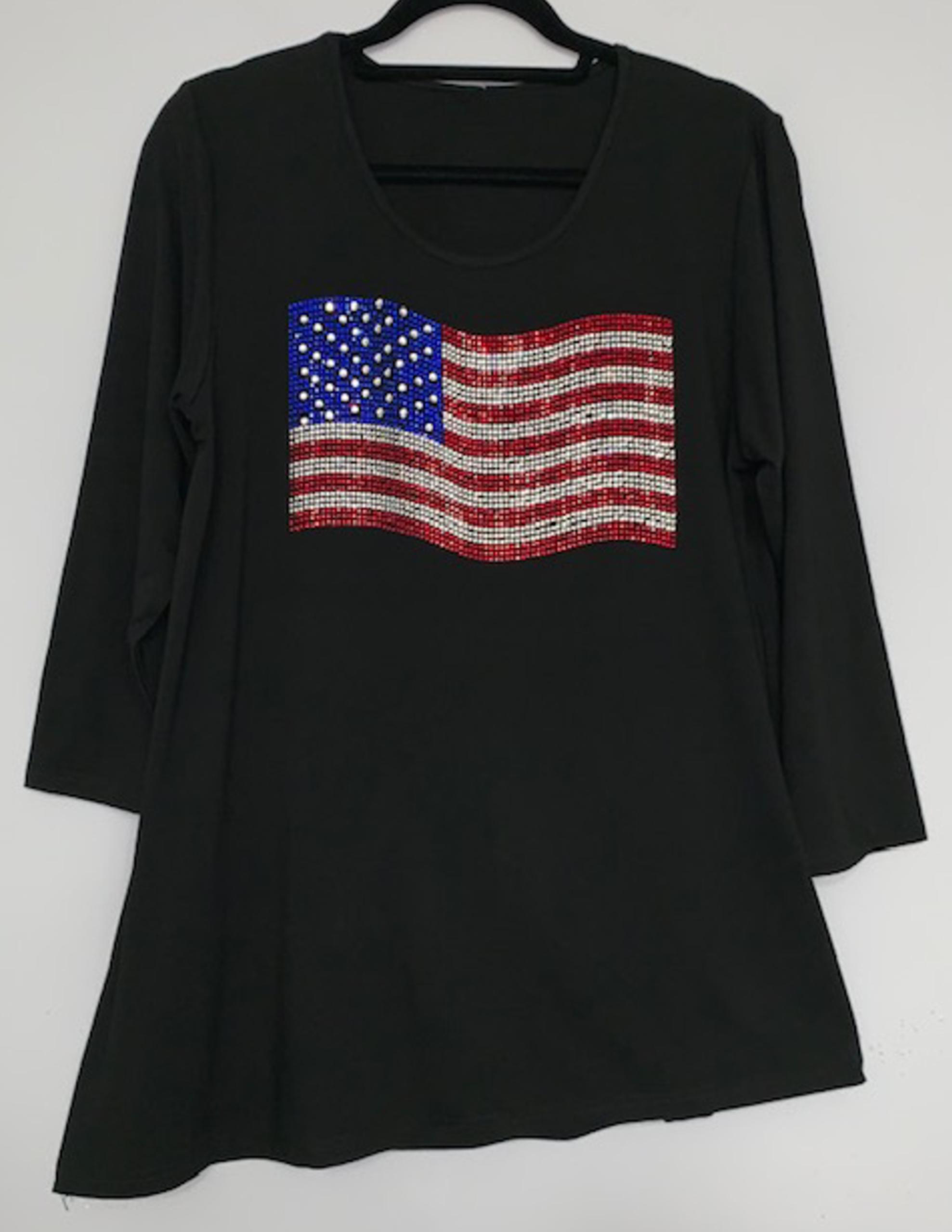 USA Flag Tunic
