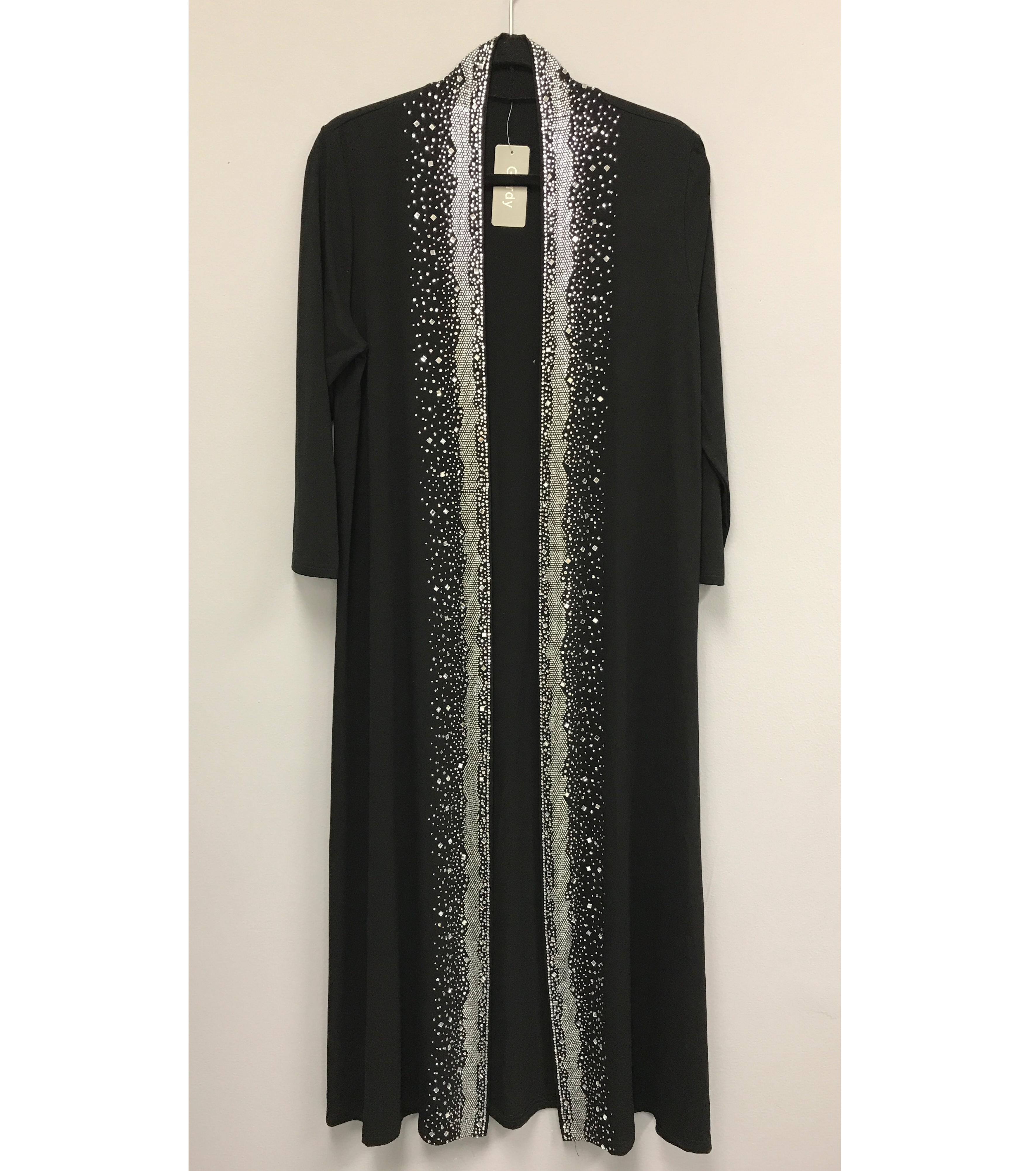 Long Travel Knit Duster