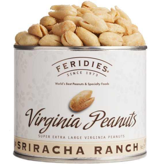 sriracha, ranch, peanuts, virginia, gifts, FERIDIES