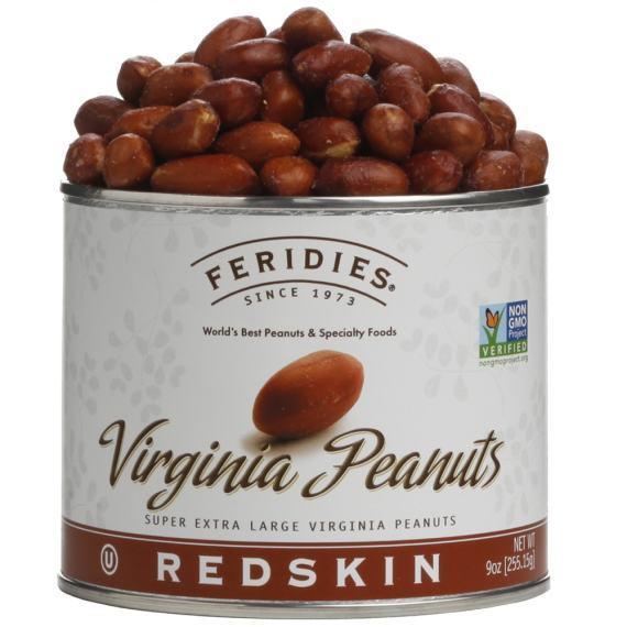 Redskin, peanuts, virginia