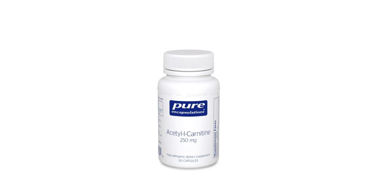 Acetyl-l-Carnitine 250mg