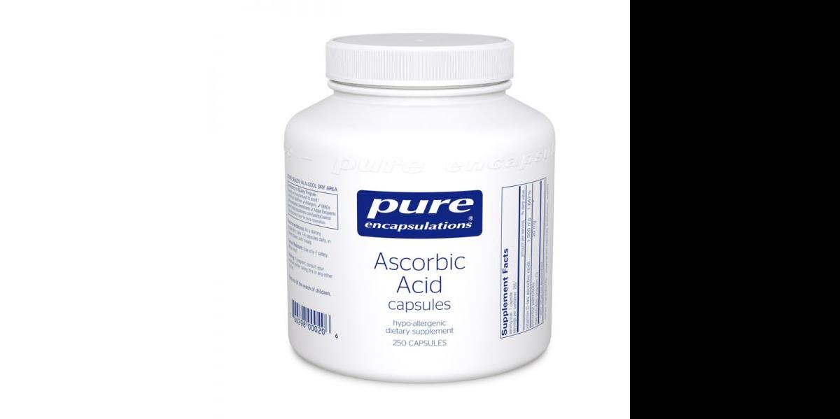 Ascorbic Acid 250ct