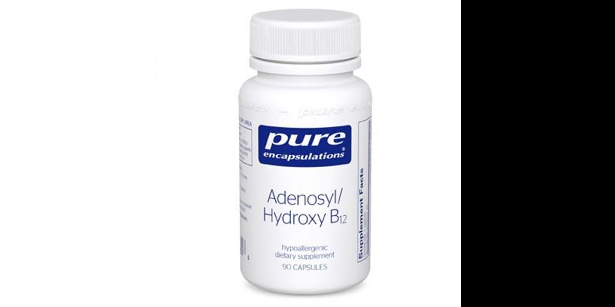 Adenosyl/Hydroxy B12 90ct