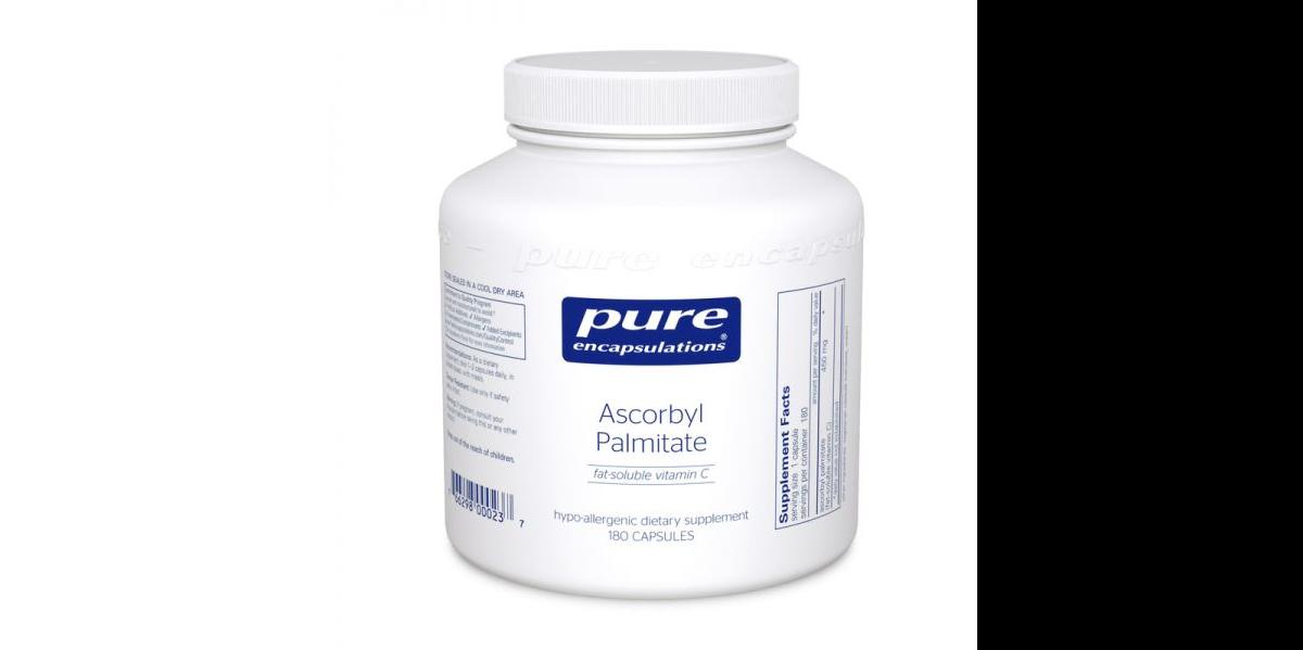 Ascorbyl Palmitate 90ct